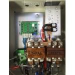 BMS для LiFePO4 аккумуляторов (8 ячеек, 24В)