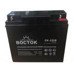 AGM аккумулятор ВОСТОК СК-1218