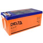 AGM аккумулятор Delta GEL 12-200