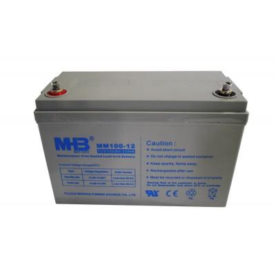 AGM аккумулятор MHB MM12-100