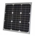 Монокристаллическая солнечная батарея Sunways FSM 30M