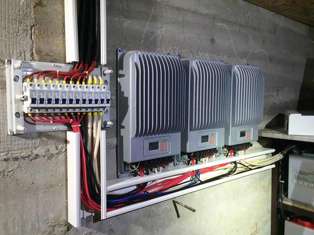 Контроллеры заряда IT6415ND
